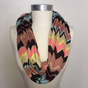 Missoni For Target Wool Blend Infinity Scarf